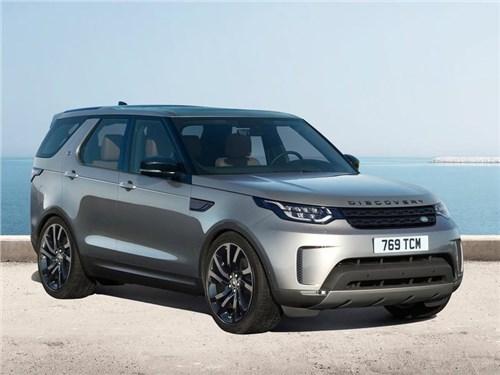 Land Rover огласил российские цены нового поколения Discovery