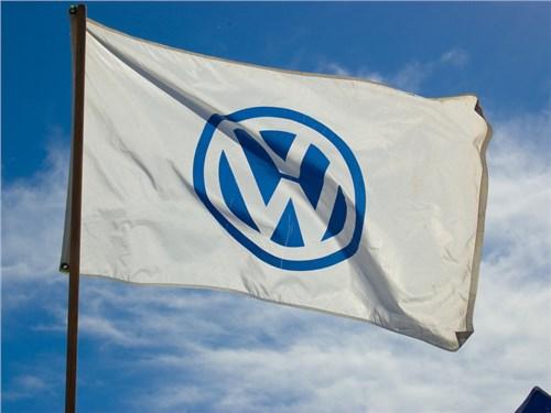 Российские продажи Volkswagen AG в июле выросли почти на 2 процента