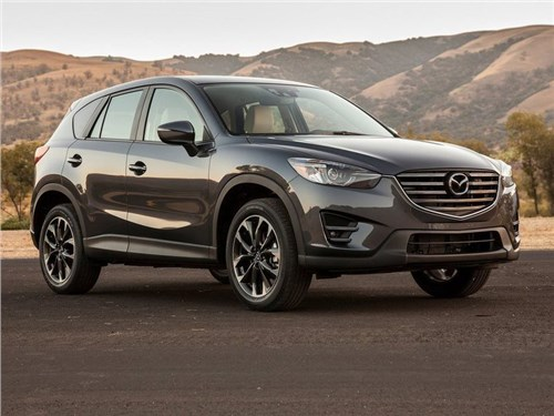 В июле объем российский продаж Mazda сократился на 17,6 процентов