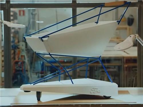 Ford придумал магазинную тележку с системой экстренного торможения