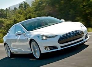 Электрокар Tesla Model S может получить двухдверную модификацию