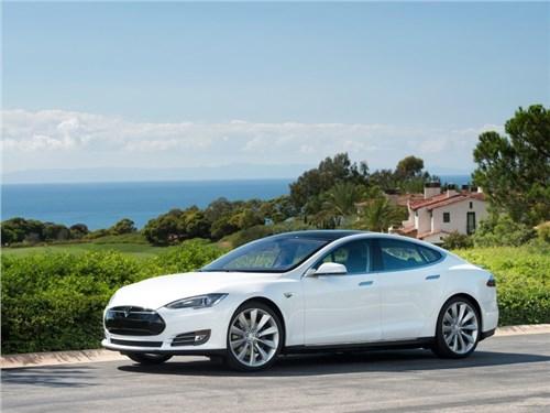 Автомобили Tesla прошли комплекс модернизации