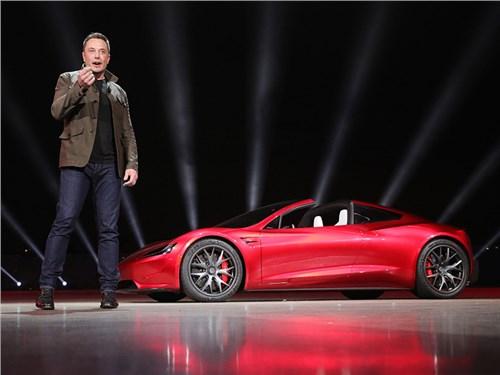 Новость про Tesla Motors - Tesla