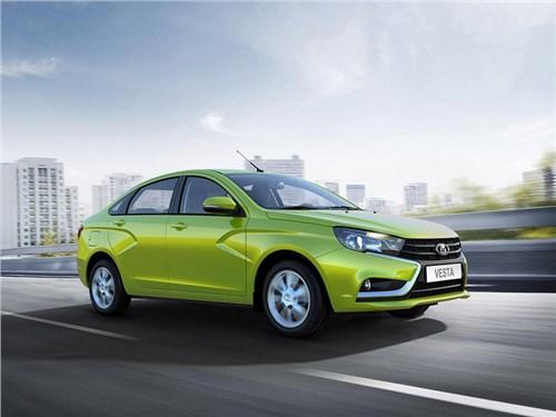 АВТОВАЗ приостановил производство Lada Vesta