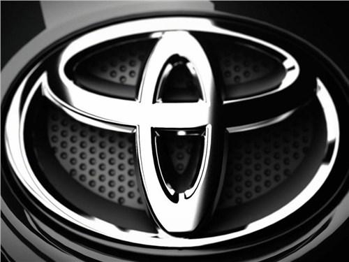 Новость про Toyota - Toyota опять в лидерах