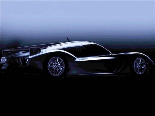 Toyota готовит концепт с «гоночными генами»