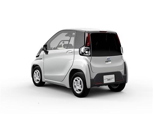 Букашки от Toyota