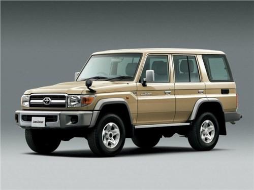 Новость про Toyota Land Cruiser - Австралийское подразделение Euro NCAP разбило Toyota Land Cruiser 70