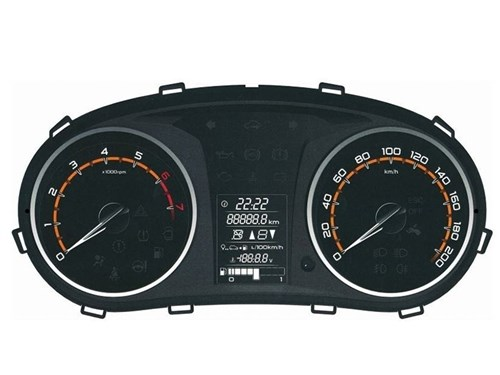 Рассекречена приборная панель обновленной Lada Granta