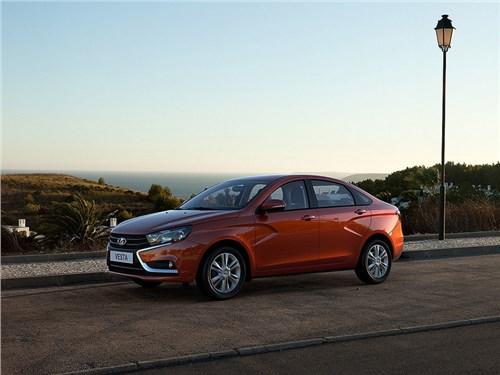 Новость про Lada Vesta - АвтоВАЗ отказывается от французской МКПП для седана Vesta