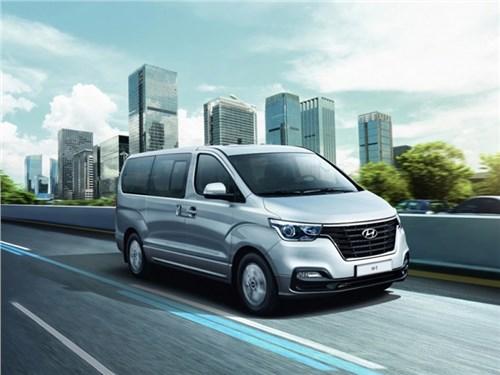 Новость про Hyundai Starex - Hyundai H-1