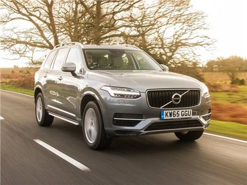 Volvo демонстрирует «грабеж на большой дороге»