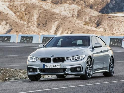 BMW подготовил к российскому этапу DMT специальную версию 4-Series
