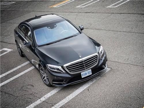 Mercedes-Benz объявил о начале отзыва своих автомобилей в России