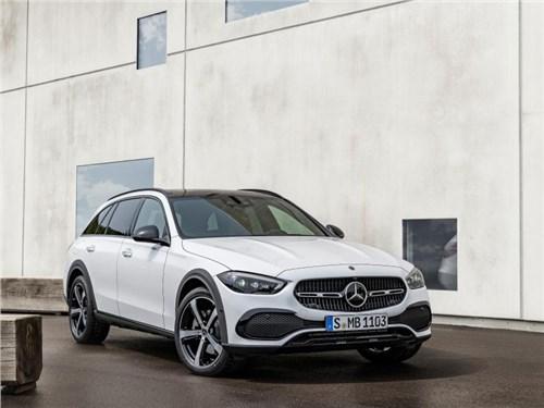 Mercedes-Benz C-Class получил внедорожную версию