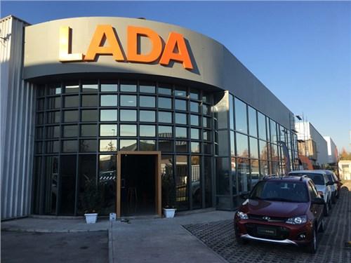 Lada вернулась на рынок Чили