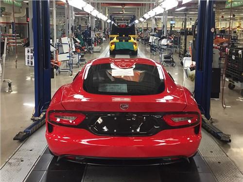Новость про Dodge Viper - Dodge Viper