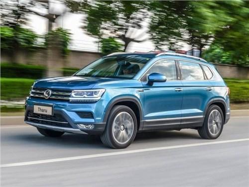 В Россию приедет Volkswagen Tharu