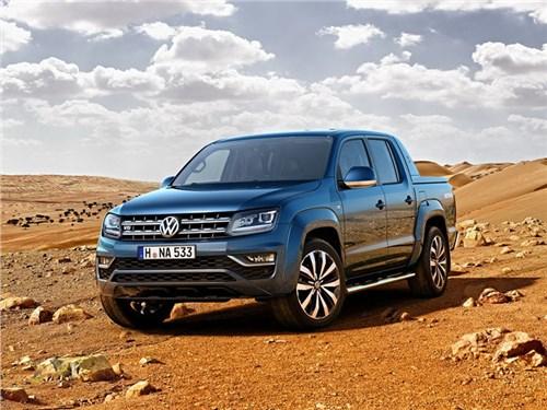 Отзыв VW Amarok: у машин в России может отказать гидроусилитель руля