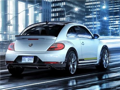 Новость про Volkswagen Beetle - Volkswagen Beetle