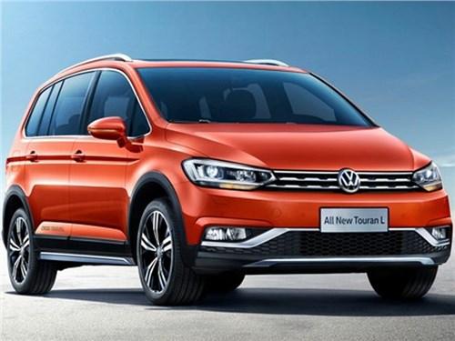 Новость про Volkswagen Touran - Volkswagen Touran L