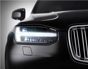 Volvo готовится представить новое поколение кроссовера ХС90
