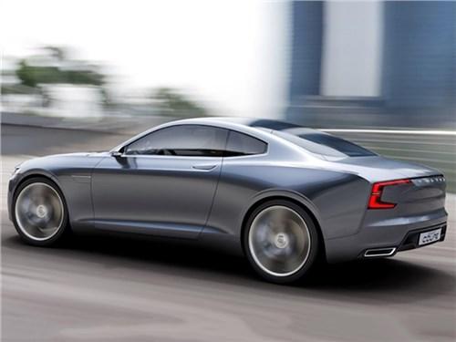 Новость про Volvo - Volvo Concept Coupe