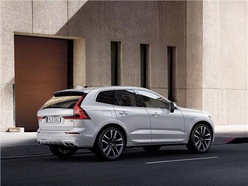 Новость про Volvo XC60 - Volvo XC60 T8 Polestar