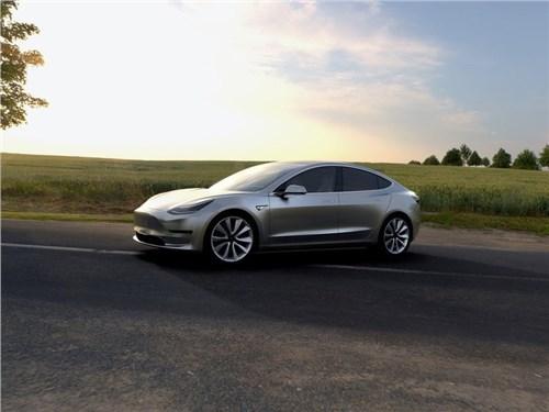 Новость про Tesla Motors Model 3 - Владельцы Telsa Model 3 не получат бесплатного доступа к станциям Supercharger