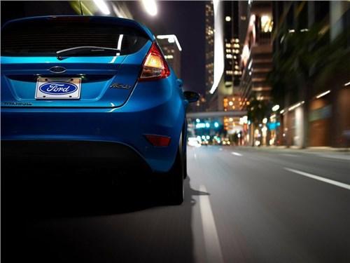 Новость про Ford Fiesta - Трехдверная версия нового Ford Fiesta может появиться уже в следующем году