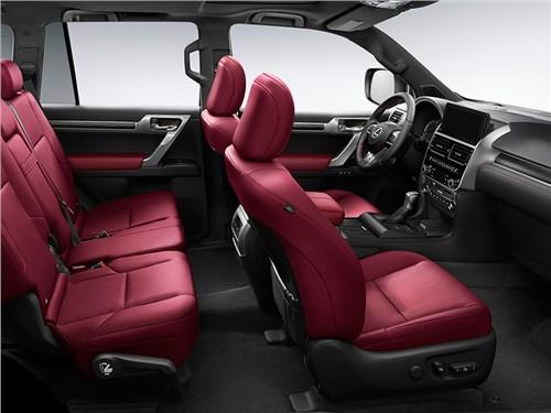В России стартовал прием заказов на обновленный внедорожник Lexus GX 460