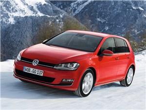 Volkswagen представил новый Golf 4MOTION