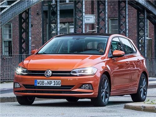 Volkswagen отзывает все новые Polo
