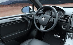 В Германии начались продажи обновленного Volkswagen Tuareg
