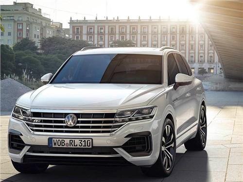 Новость про Volkswagen Touareg - Volkswagen Touareg