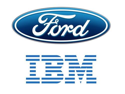 Новость про Ford - Ford и IBM работают над совместным проектом