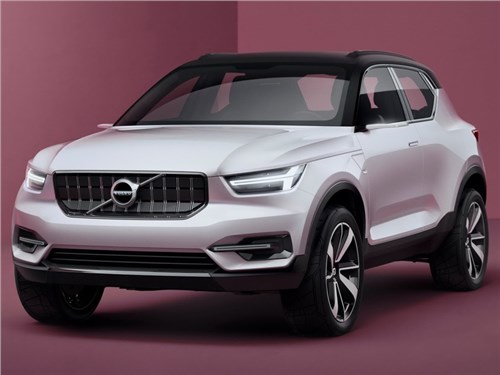 Volvo отложила премьеру XC40 на год