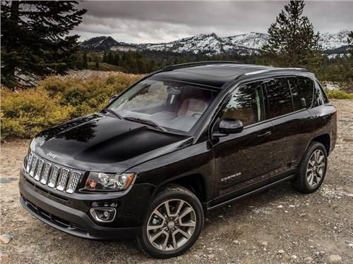 Jeep Compass ушел с российского рынка