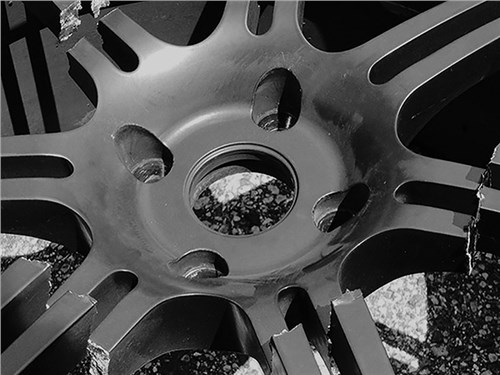 В России обнаружили опасные колесные диски