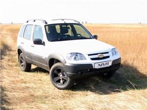 АвтоВАЗ готовит «зимнюю» версию Chevrolet Niva