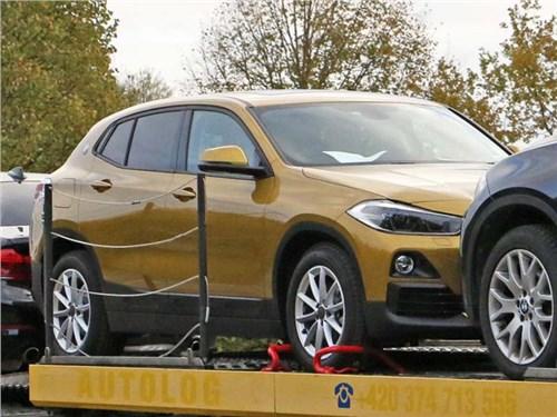 Новость про BMW - BMW X2