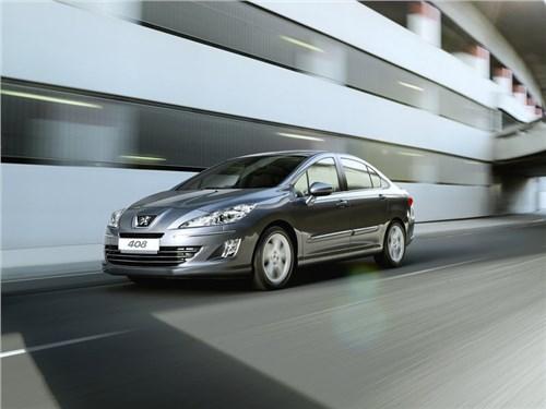 Новость про Peugeot 408 - Peugeot обновит «408-ой» для российского рынка