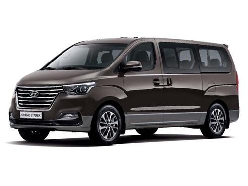 Новость про Hyundai Starex - Hyudnai H-1