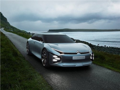 Citroen начала разработку нового поколения седана C5