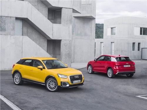 Новость про Audi Q2 - Audi отложила выход Q2 на российский рынок