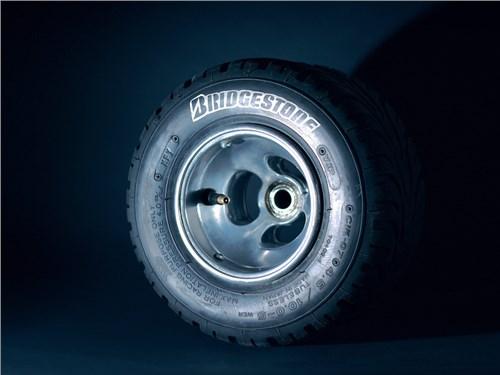 В России заработал первый завод Bridgestone