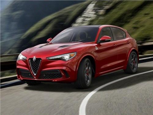 В модельном ряду Alfa Romeo появился первый серийный кроссовер