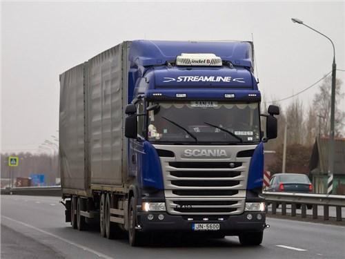 Scania поделилась своими ожиданиями на текущий год