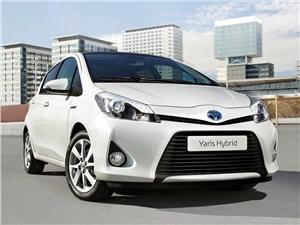 Самым «зеленым» авто года стал гибрид Toyota Yaris