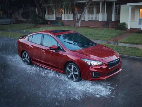 Новинки Нью-Йоркского автосалона: Subaru Impreza нового поколения
